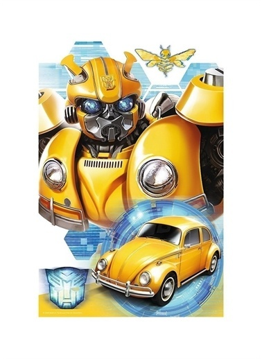 Art Puzzle Art Puzzle Hasbro, Transformers Bumblebee 100 Parça Puzzle  Renksiz